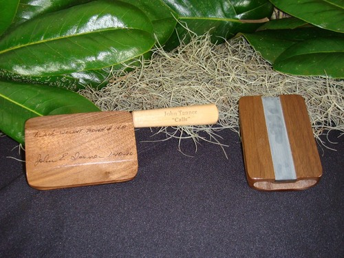 Black Walnut Trough frictions calls